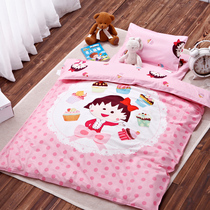 Kindergarten quilt three sets of spring and summer cotton with core childrens nap bedding baby Kit bedding six sets