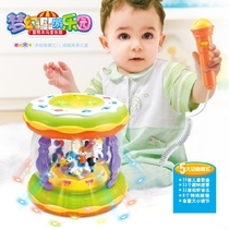 Baby Hand Pat children music Pat Drum rechargeable puzzle 1 year old 0-6-7-9-12 month baby toy 3