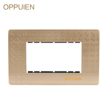 Op brand 118 Type C39 two-position blank panel with switch socket TV computer cable telephone module