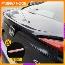 Honda 10 generation Civic duck tail free punch 10 Generation modified small pressure tail decorative car typer top wing factory
