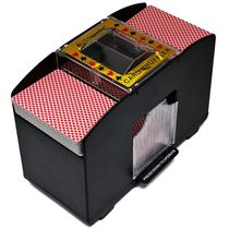 Poker machine landlords licensing machine automatic shuffling machine table dual folding three mahjong machine universal