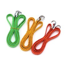 5 shelves gift rope tied rope elastic tied rope elastic rope elastic rope with hook