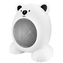 Net red cute cartoon mini fan heater desktop small energy-saving heater office home electric heater quarters