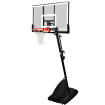 Spalding Spalding family portable 54-inch rectangular backboard Bolt type self-use basketball 66291