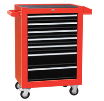 Seven-layer tool cart drawer style toolbox 7-drawer multi-functional heavy-duty tool cabinet heavy-duty trolley