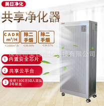 Grade commercial FFU home formaldehyde PM2 haze industrial large purifier air dust air purification office