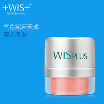 WIS Vibrant blush éclaircissant peau peau soins de la peau véritable maquillage nude female natural rose durable maquillage durable