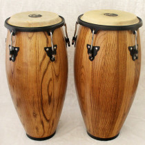GANA Ghana Kangjia Drum Group Hand Drum 10 inch s 11 inch CONGA Latin Combination Set Send Bracket