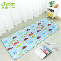 Sleeping mats hit the floor nursery sleeping mats folding office lunch break nap mats single portable compartment cool