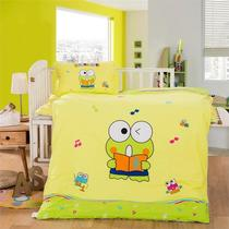 Bedding containing the core nap full cotton quilt can be cotton quilt cover core does not contain six sets of kindergarten quilt three sets