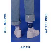 Matching artifacts) ader error 20 new cotton socks Korean version of mens and womens stockings ins ankle pad tide.