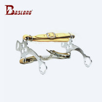 Belt mouth armature H mouth title Iron Horse Chewing horses equipped with horse armature eight feet dragon harness BCL327339