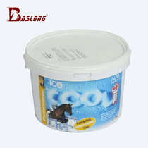 Cold compress mud horse legs cool mud horse legs cooling agent to prevent swelling tendon soothing tendon horse racing white mud BCL561802