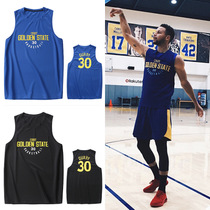 Basketball uniform vest sports sleeveless jersey Owen male James Curry Harden Lakers basketball team T-shirt male