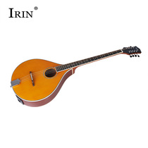 Beginners mandolin piano electric sound mandolin almond spruce Billy material Orange musical instrument