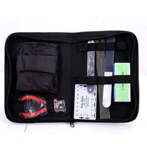 Guitar accessories care kit electric guitar repair kit guitar repair cleaning kit guitar grinding file