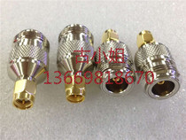 Convert 6gn female N split coaxial SMA male RF sman-jk to Europe female connector 50sma male