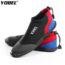 Outdoor light river shoes amphibious wading shoes snorkeling diving shoes quick-drying snorkeling diving shoes boots travel equipment