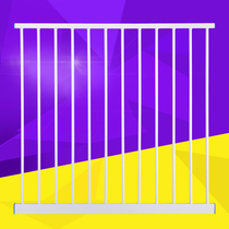 Child protection bar baby Staircase safety door bar Pet Fence Dog gate dedicated 80cm extension parts