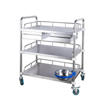 Stainless steel carts beauty carts small carts instrument carts stainless steel surgery carts dressing carts