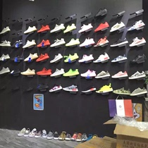 Small shoe rack on the wall of the rack shoe shop show the shoe to the womens shoe shelf shoe shop shoe shop wall