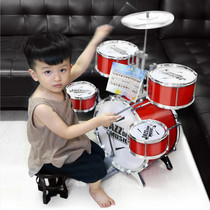Early taught to play beginner shelf drum kids big adult dj jazz drum entry beat drum puzzle music
