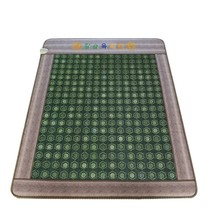 Xiuyan electric heating Jade mattress far infrared germanium stone tourmaline electric blanket will be sold Experience review gift