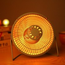 Use energy saving energy consumption low package discount desktop heater 4 inch mini home heater 6 inch iron.
