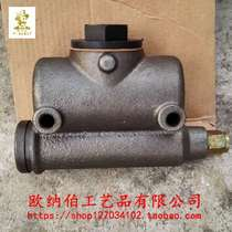 European carriage accessories carriage dedicated integrated hydraulic brake master cylinder with screws M10 M12