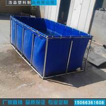 Construction site pool software storage water transport pool fish tank pool Environmental Protection tank folding pool