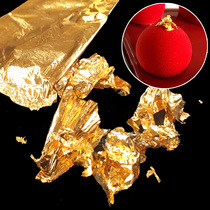 Beauty Paper Gold 24k Pure gold real gold foil cuisine mousse Cake West Decoration 10 Sell