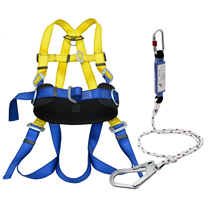 Aerial anti-Fall safety belt electrician omnibearing safety belt outdoor construction safety belt
