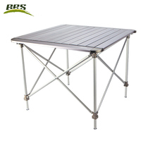 Brothers BRS-Z31 table extérieure pliante table de levage portable Table pliante en aluminium chaise table de pique-nique