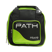 The new BBC Pyramid Bowling Pack Single Ball Pack Mother Pack Bowling Bag 7 Color Green.