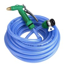 Water pipe connector adjustable car wash water gun anti-riot water pipe car wash hose rinse glass cleaning air conditioning home