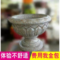 Cement flowerpot Mould Round New Roman column mould European size mould new plastic building mould 30