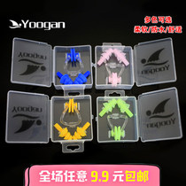 Genuine swimming supplies Silicone nose clip earplugs waterproof earplugs nose clip earplugs set soft and comfortable earplugs