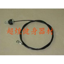 Equipment wire rope multi-function fitness equipment wire rope two terminals with ball length can be customized