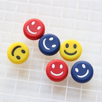 Tennis racket shock absorber shock absorber round Smiley