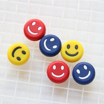 Tennis racket shock absorber shock absorber round smiling face