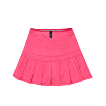 2018 new Summer Tennis skirt womens quick-drying exercise pants skirt pleated skirt womens badminton skirt shorts thin