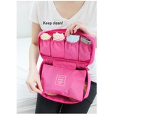 Travel waterproof wash bag bra storage bag underwear underwear socks Storage Box portable cloth finishing bag