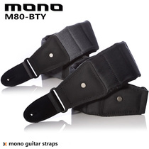 Original licensed mono GS-1 BETTY thickened acoustic guitar strap guitare électrique strap basse strap M80