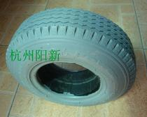 Electric scooter wheelchair tire 9 inch inflatable-free rubber tire filled solid tire 2.80 2.50-4