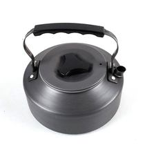 Genuine outdoor camping kettle outdoor teapot Portable coffee Pot tea teapot imported material