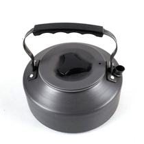 Authentic outdoor camping kettle outdoor teapot portable coffee pot tea teapot imported material