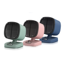 Home Chennai mini desktop fan heater Home Office dormitory system thermal heater Portable 2 seconds speed heater