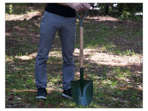 ZW wooden handle shovel tip shovel round shovel shovel shovel shovel shovel snow snow shovel garden tree tools 222207