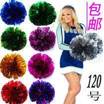 Cheerleading ball cheerleading square dancer flowers adult dancing with hands holding flowers dancing cheerleading Ball show flowers