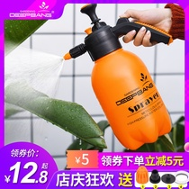 Watering spray bottle spray bottle gardening home watering pot pneumatic sprayer small pressure watering pot spray pot